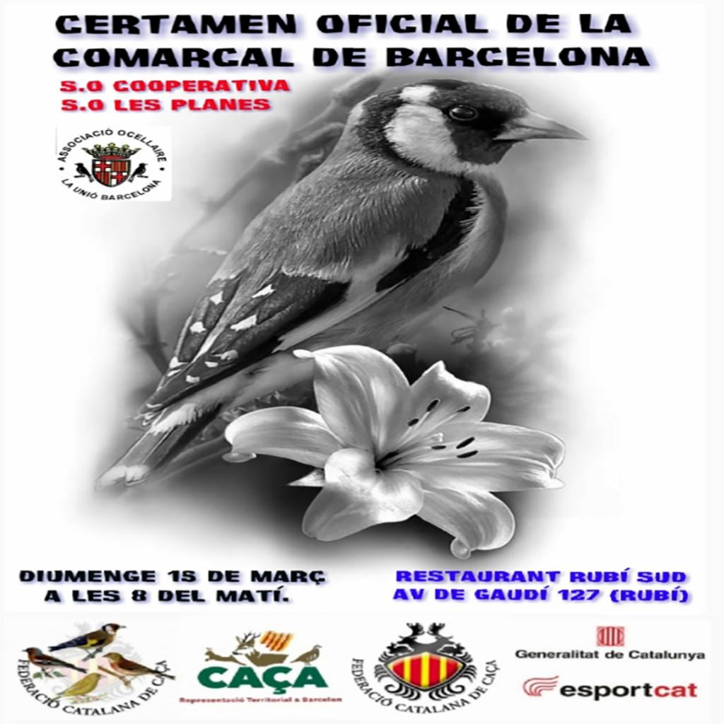 Acaes Concurso de Silvestres Barcelona