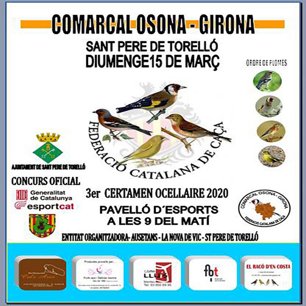 Acaes Concurso de Silvestres Osona